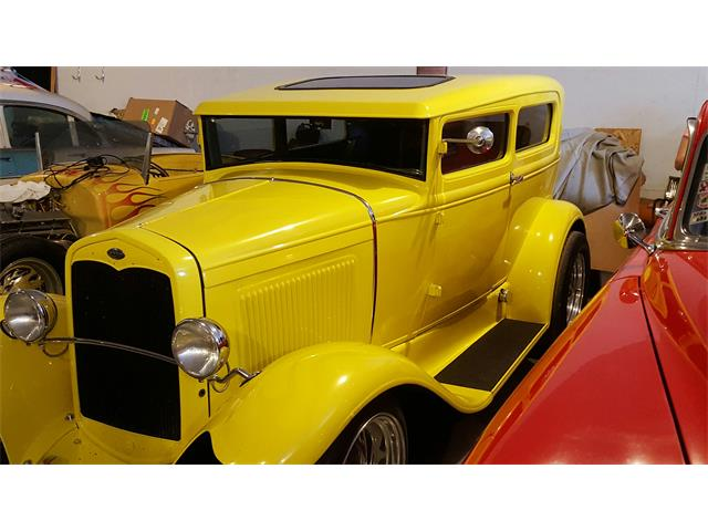 1930 Ford Model A | 887257