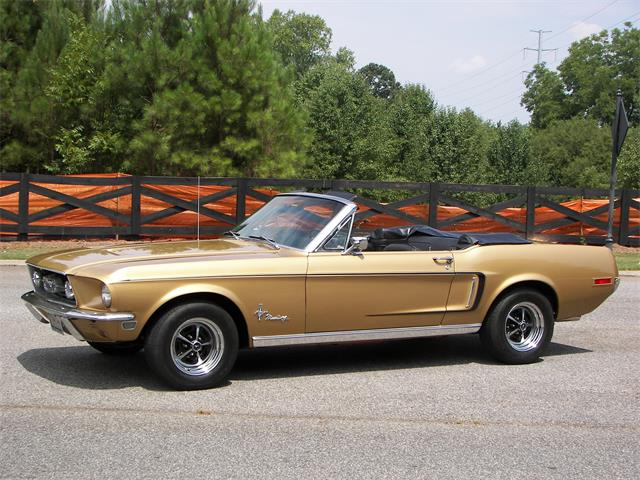 1968 Ford Mustang | 887261