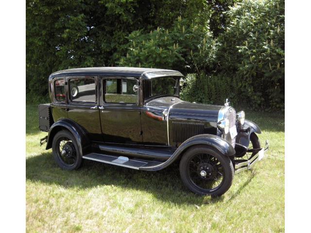 1929 Ford A 4-Door Sedan  | 887264