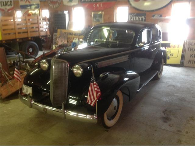 1937 Cadillac 4-Door Sedan | 887265
