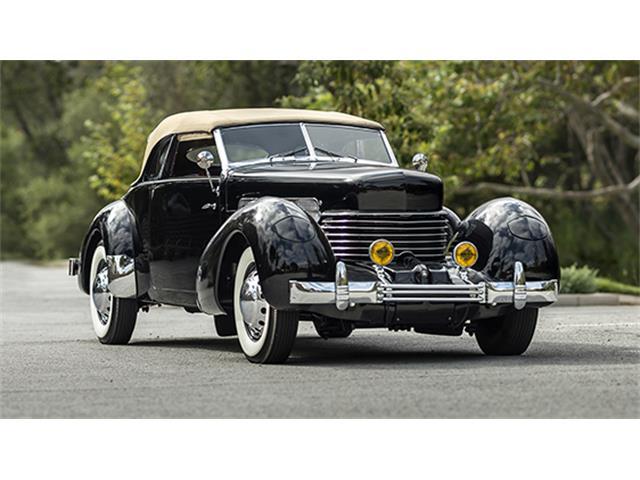 1937 Cord 812 | 880727