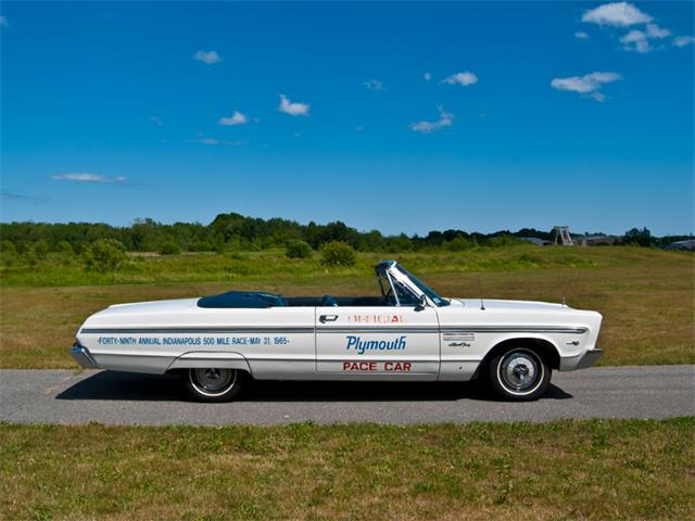1965 Plymouth Sport Fury Pace Car | 887275