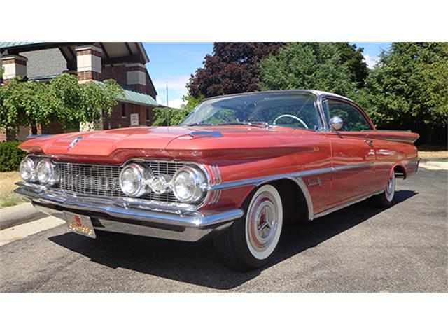 1959 Oldsmobile Super 88 Holiday SceniCoupe | 880728