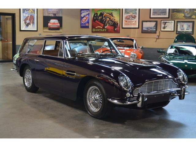 1967 Aston Martin DB6 Shooting Brake | 887280