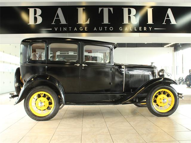 1930 Ford Model A | 887284