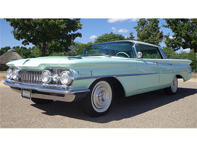 1959 Oldsmobile Dynamic 88 Holiday Sport Sedan | 880729