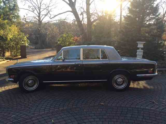 1973 Rolls-Royce Silver Shadow | 887292