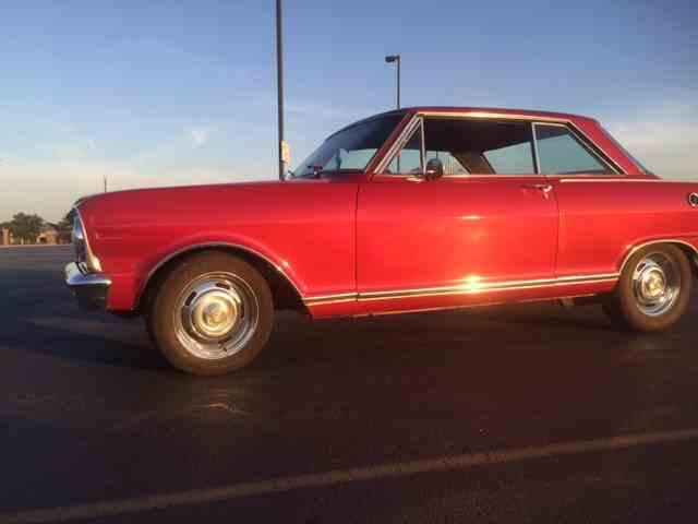 1965 Chevrolet Nova SS | 887297