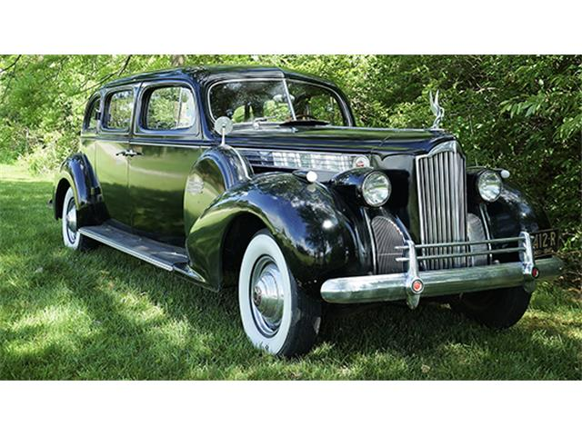 1940 Packard One-Eighty Touring Limousine | 880730