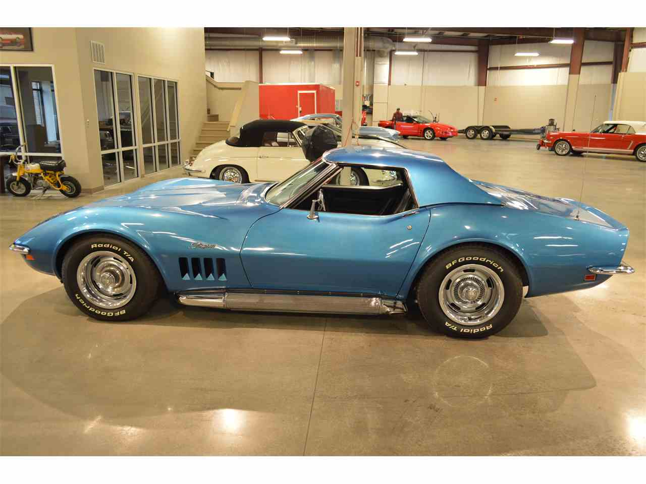 1969 chevrolet corvette for sale cc 887303. Black Bedroom Furniture Sets. Home Design Ideas