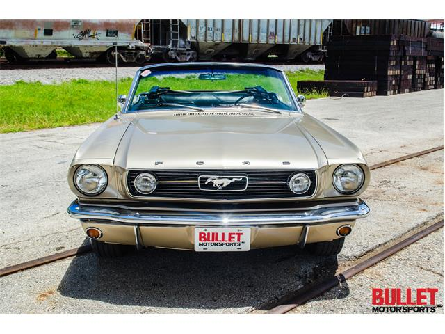 1966 Ford Mustang | 887304