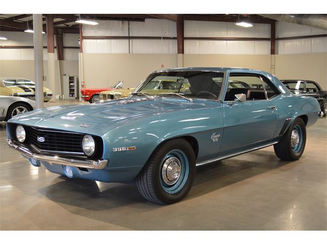 1969 Chevrolet Camaro SS | 887306