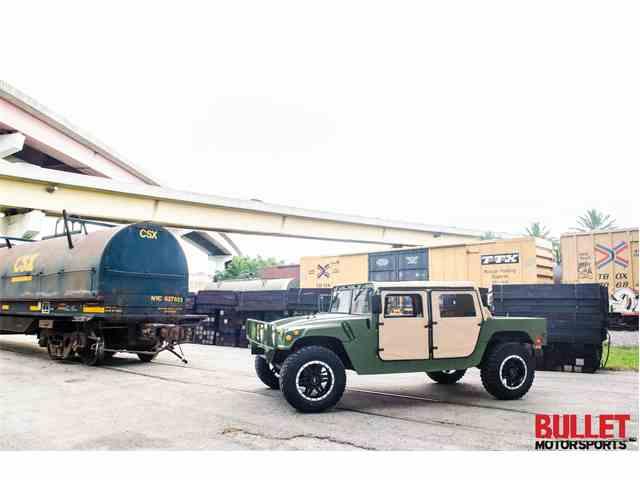1989 Hummer H1 | 887307
