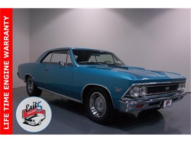 1966 Chevrolet Chevelle Malibu | 887314