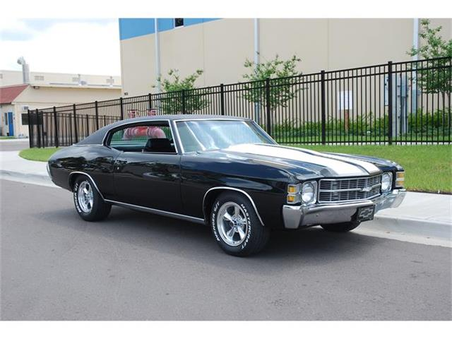 1971 Chevrolet Chevelle | 880732