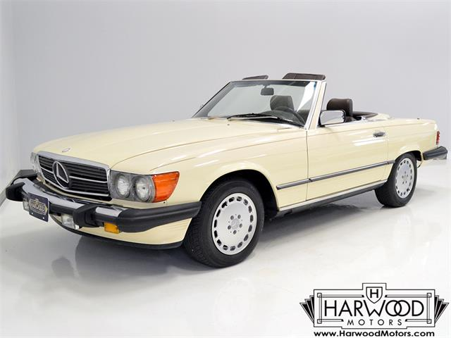 1988 Mercedes-Benz 560SL | 887332