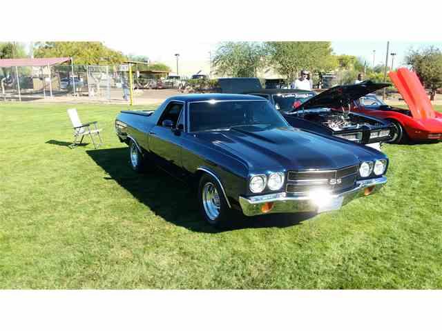1970 Chevrolet El Camino SS | 887336