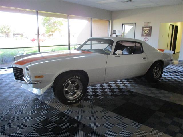1972 Chevrolet Camaro | 887347