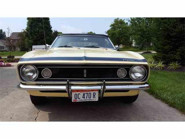 1967 Chevrolet Camaro | 887348