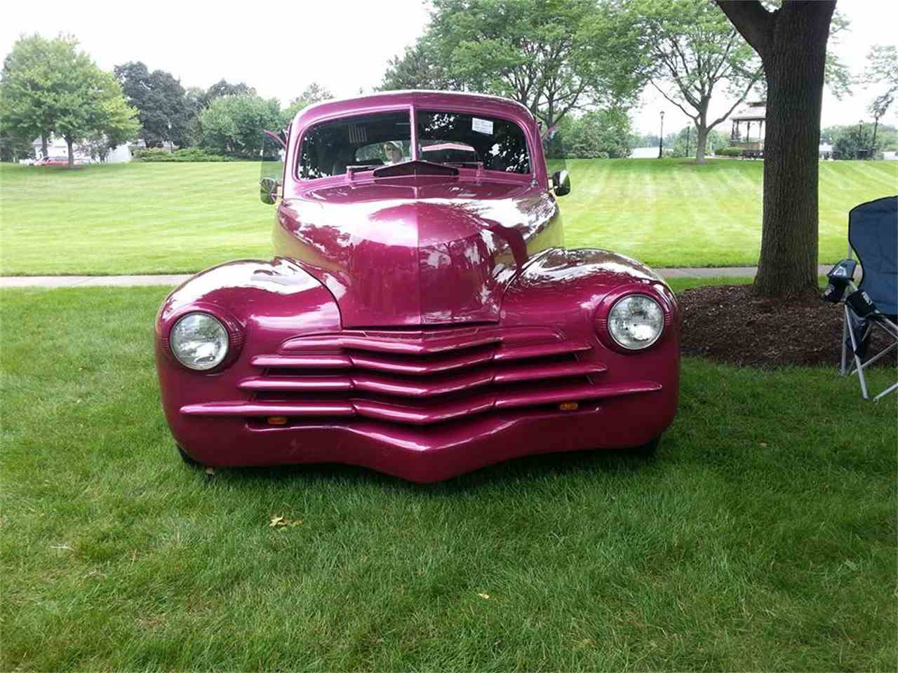 Large Picture of '48 Fleetmaster - J0OL