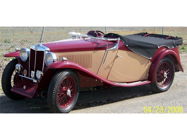 1934 MG NA | 887351