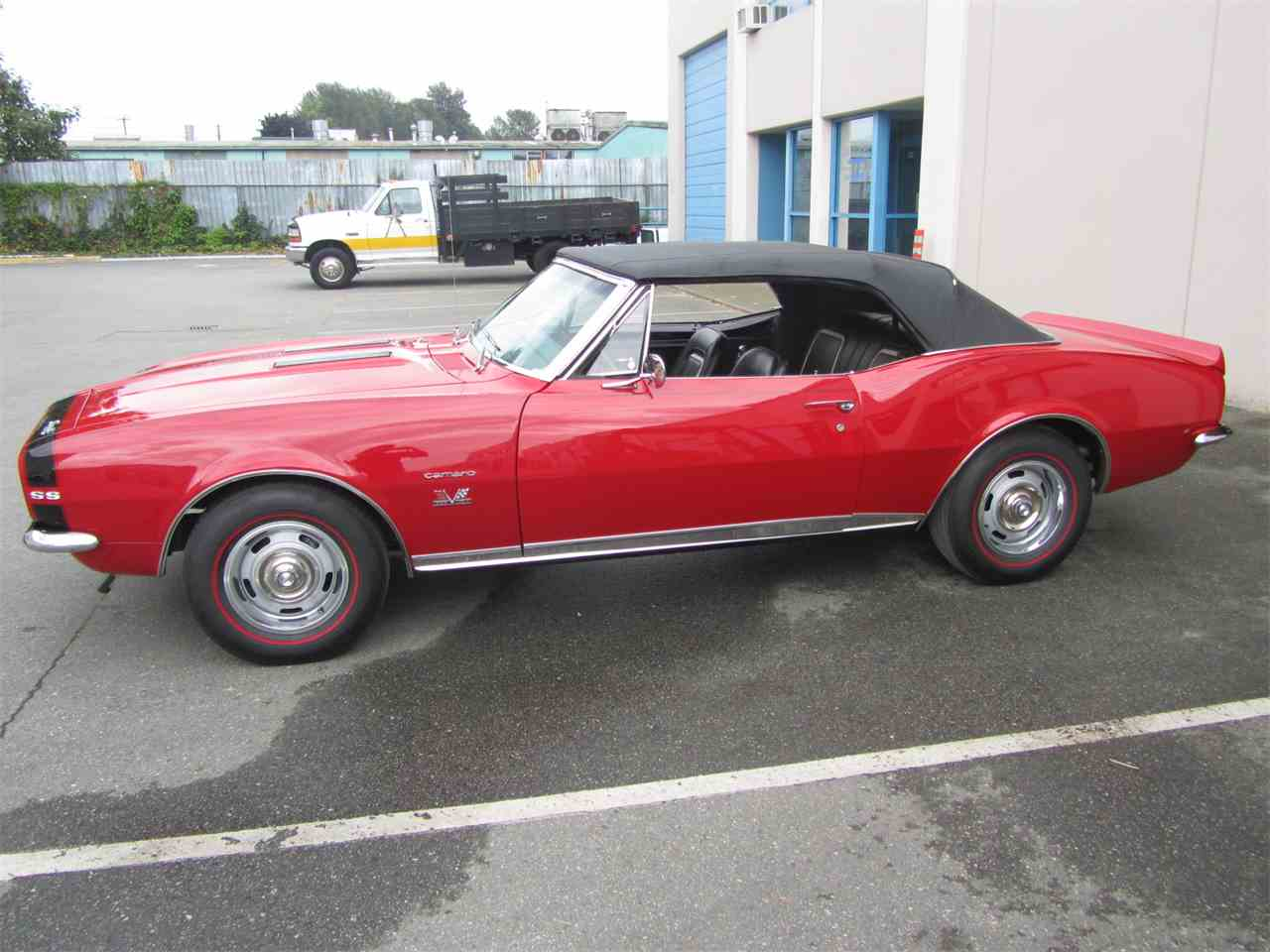 Large Picture of '67 Camaro RS/SS located in British Columbia - $49,900.00 Offered by a Private Seller - J0OR