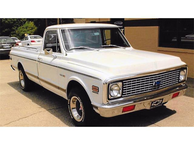 1971 Chevrolet C/K 10 | 887362