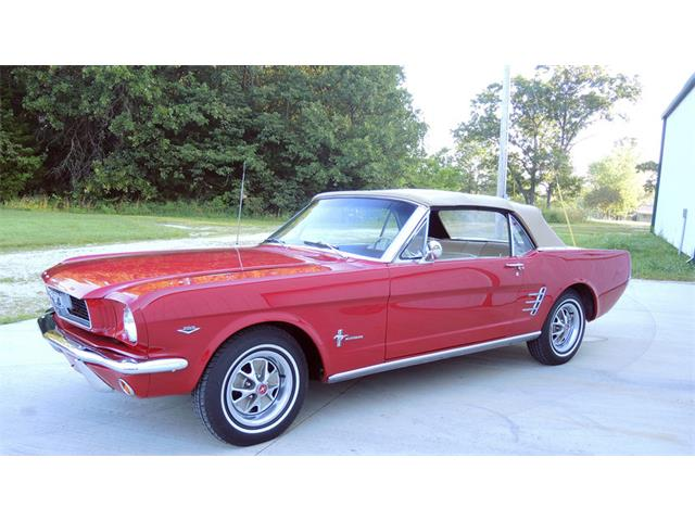 1966 Ford Mustang | 887363