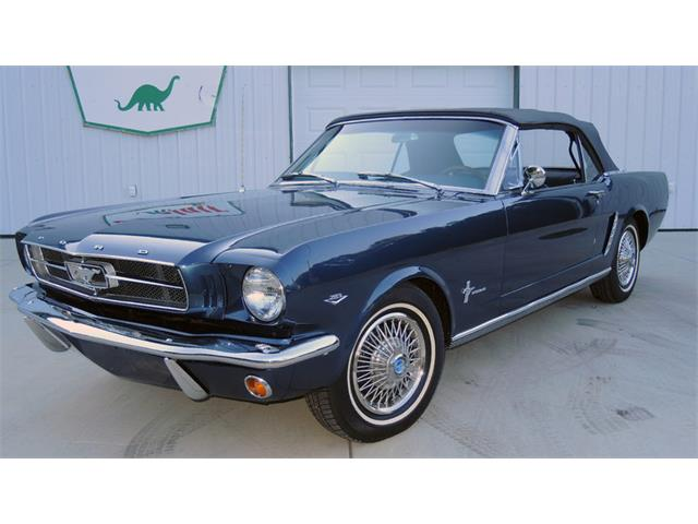 1965 Ford Mustang | 887365