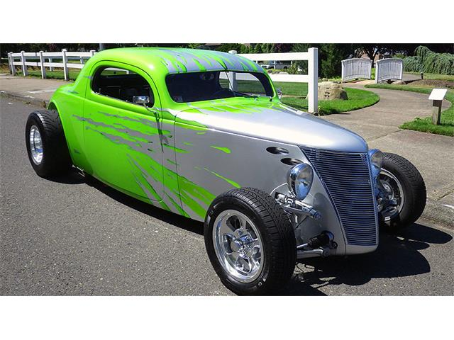 1937 Ford Coupe | 887366