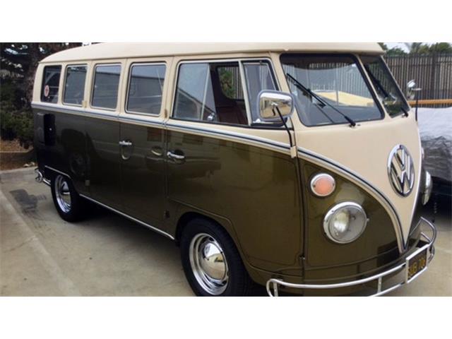 1966 Volkswagen Deluxe | 887369