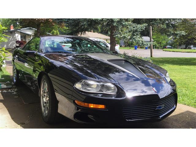 2002 Chevrolet Camaro | 887371
