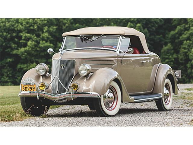 1936 Ford Deluxe | 887377