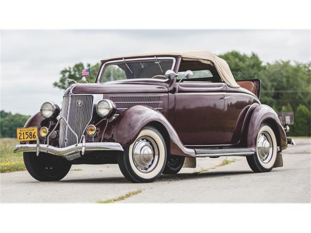 1936 Ford Deluxe | 887378