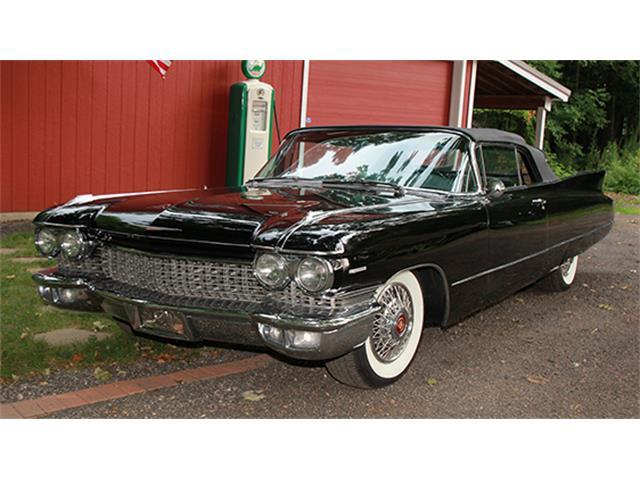 1960 Cadillac Series 62 | 887381