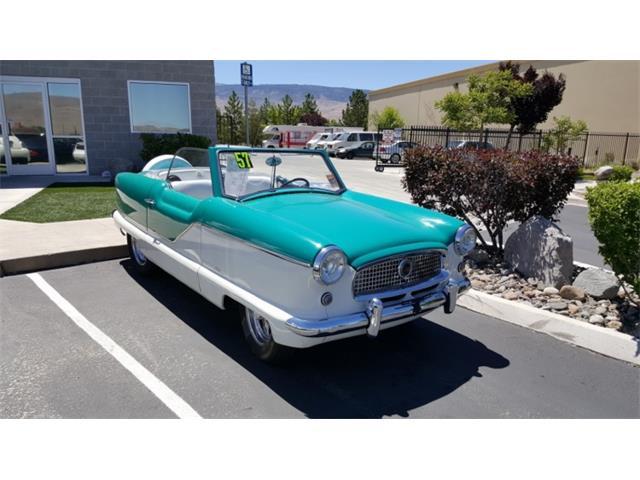 1957 Nash Metropolitan | 887383