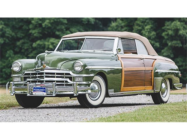 1949 Chrysler Town & Country Convertible | 887392