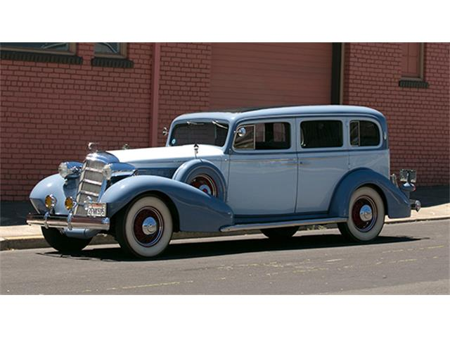 1935 Cadillac Eight Seven-Passenger Sedan | 887395