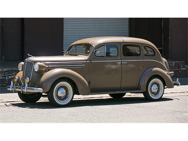 1936 Dodge Six Touring Sedan | 887396