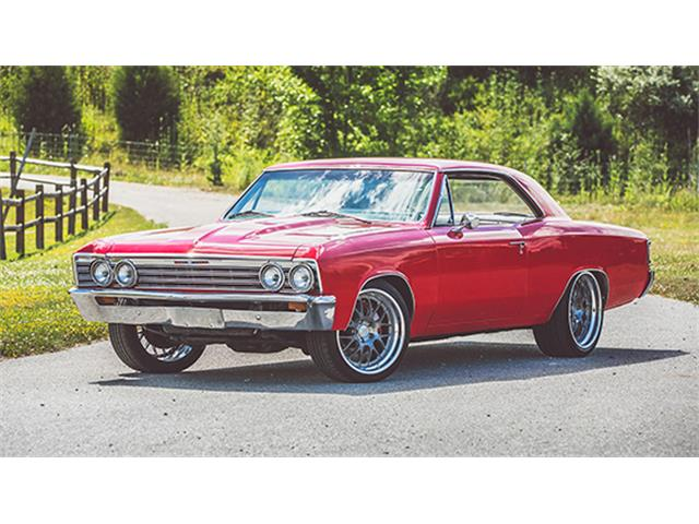 1967 Chevrolet Chevelle Two-Door Sedan | 887397