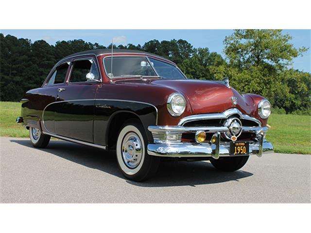 1950 Ford Crestliner Tudor Sedan | 887398