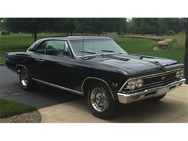 1966 Chevrolet Chevelle SS 396 Sport Coupe | 887399