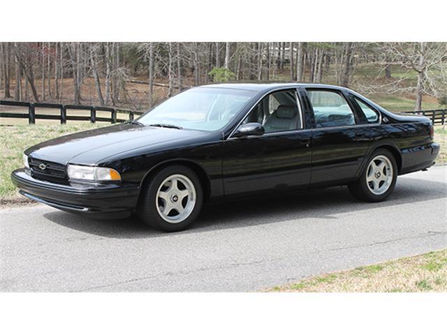 1996 Chevrolet Impala SS | 887401