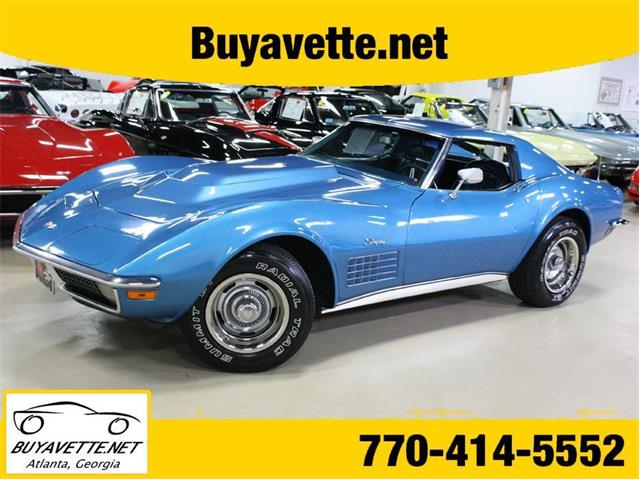 1971 Chevrolet Corvette | 887421