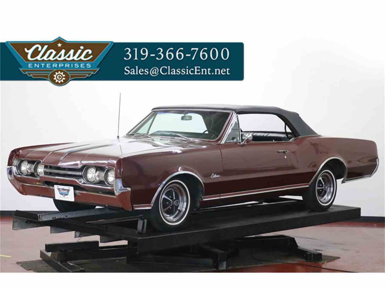 1966 to 1968 Oldsmobile Cutlass Supreme for Sale on ClassicCars