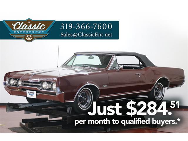 1967 Oldsmobile Cutlass Supreme | 887424