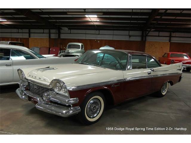 1958 Dodge Royal | 887426