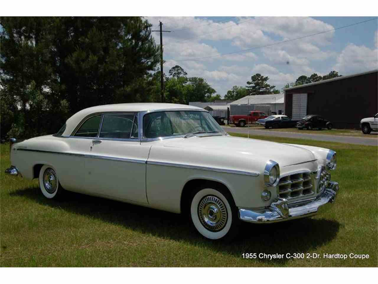 1955 chrysler 300 for sale cc 887427. Black Bedroom Furniture Sets. Home Design Ideas