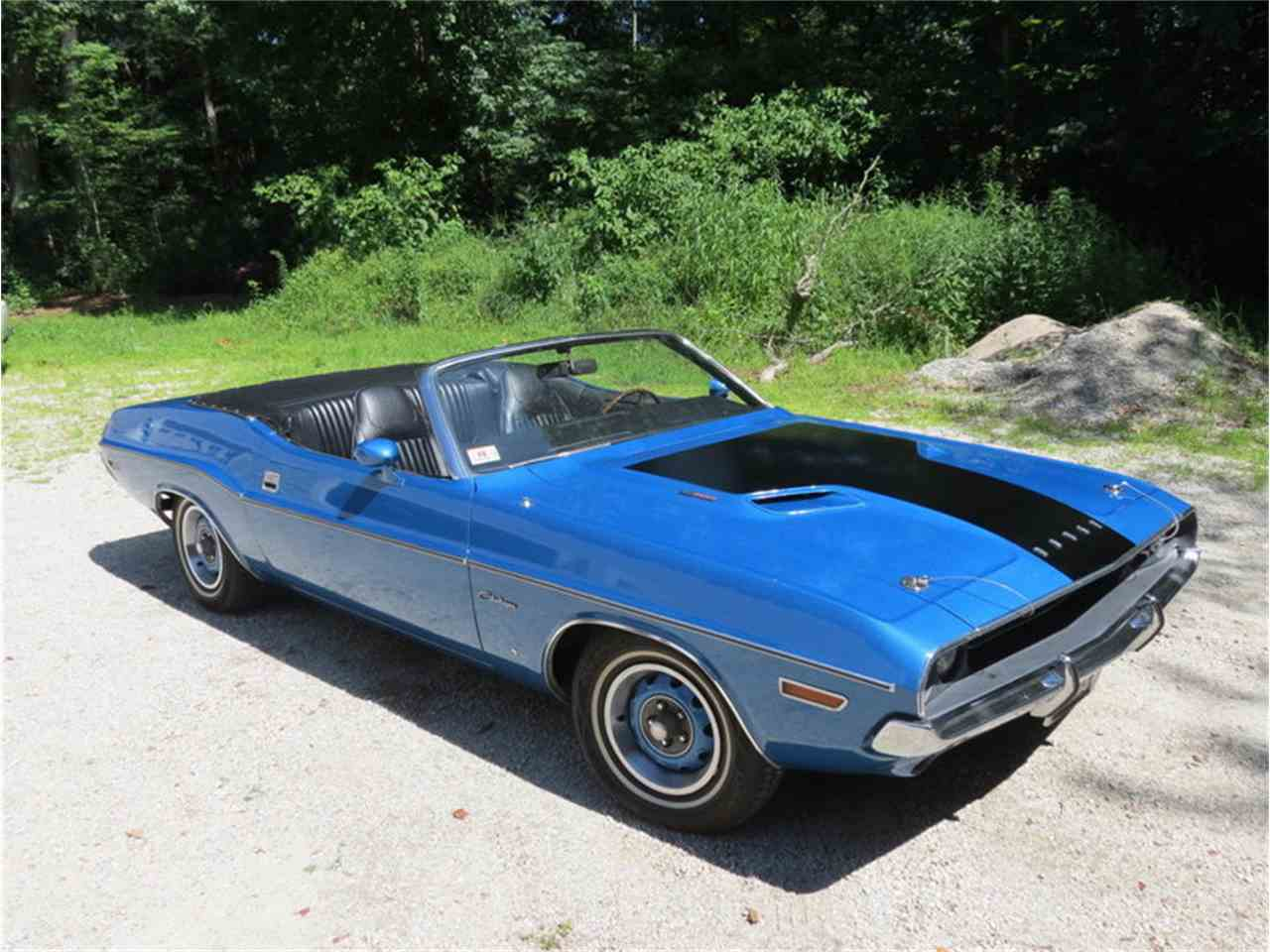 Large Picture of '71 Challenger - J0QS