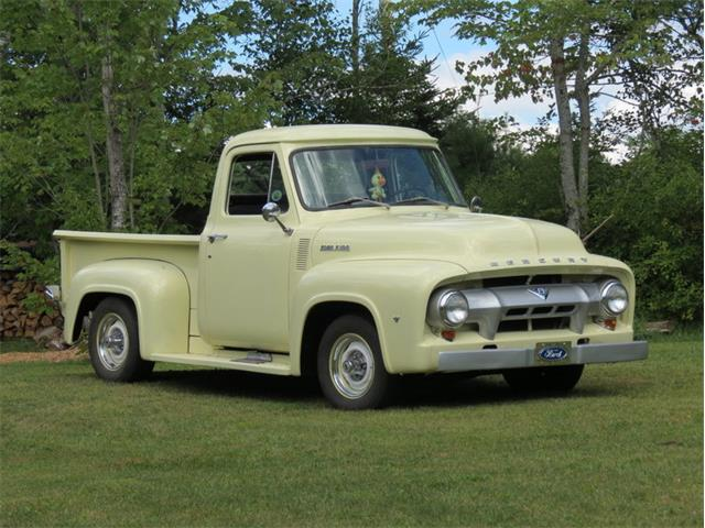 1954 Ford F100 | 887430